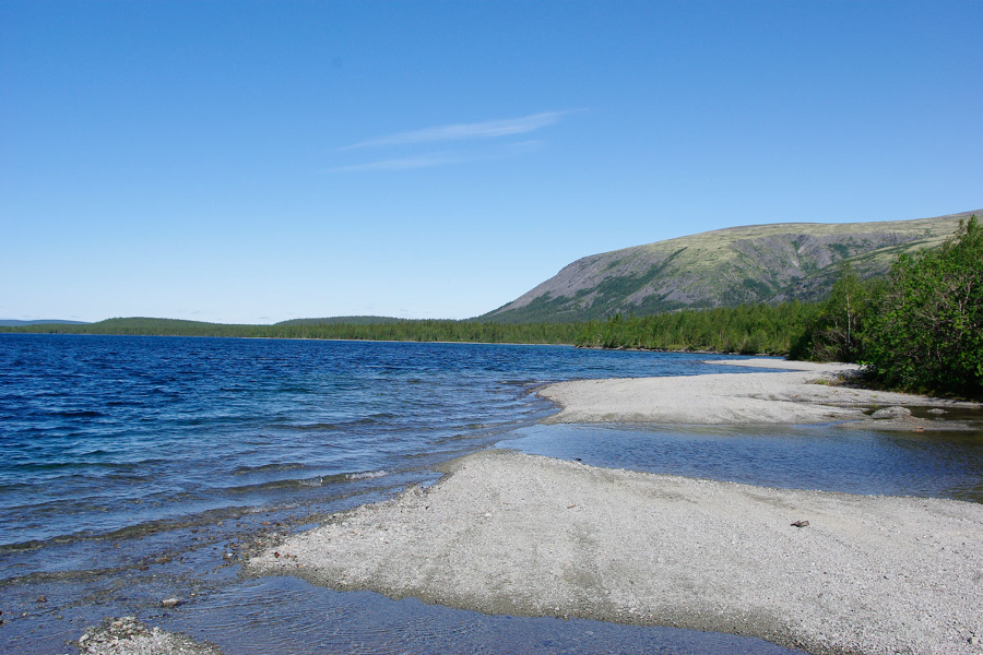 Озеро Гольцовое - Хибины