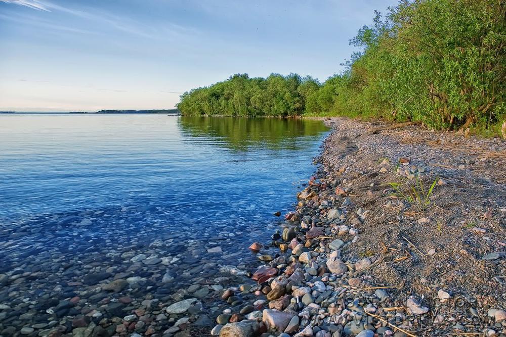 Отдых на Онежском озере - Карелия